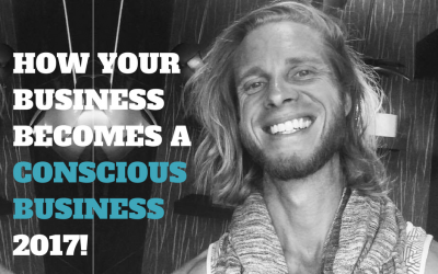 "Business into a conscious business 2017 – the ""Inner why"""
