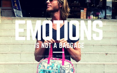EMOTIONS is not a baggage