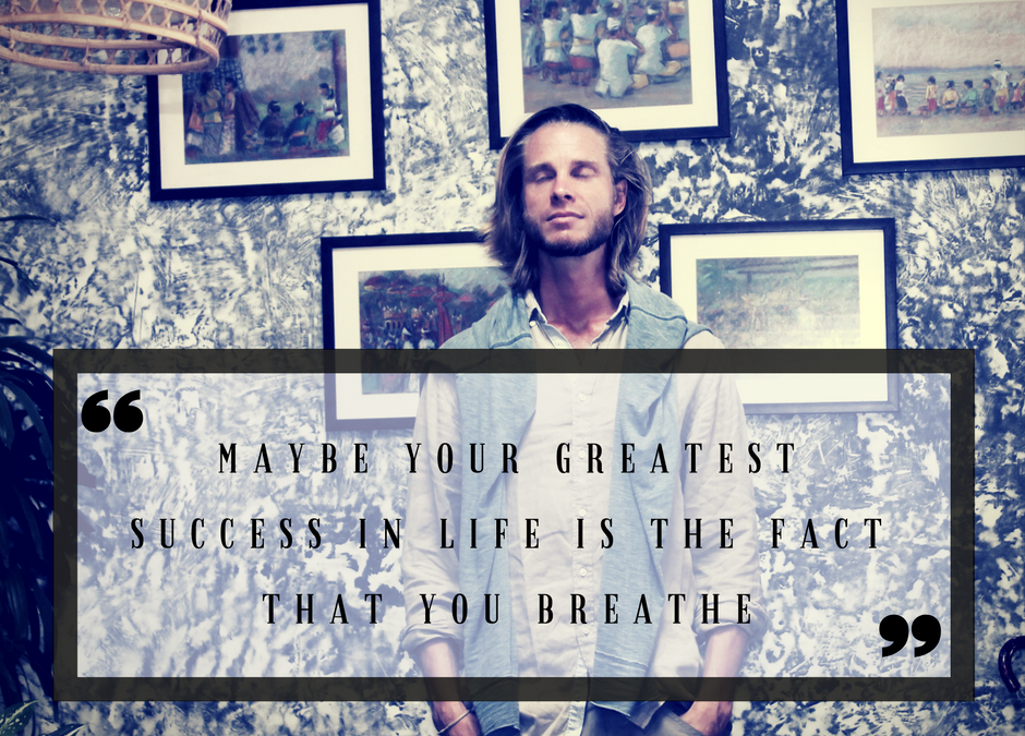Your greatest success?